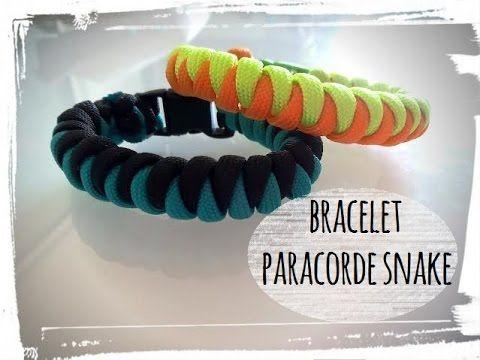 tuto bracelet paracorde snake serpent paracorde pinterest bracelet paracorde tuto. Black Bedroom Furniture Sets. Home Design Ideas