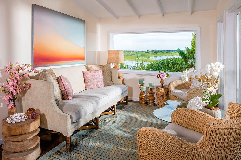 TEXTURES DESIGN CONCEPTS: Costal Cottage