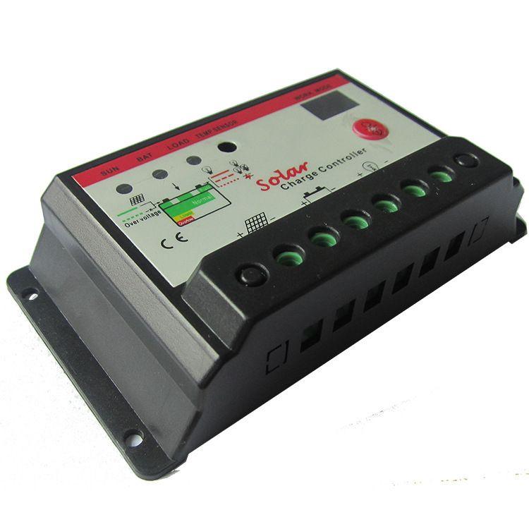 30a 12v 24v Auto Intelligence Solar Charge Controller 30amps Lamp Regulator For Led Street Lighting Ho Solar Panel Battery Batteries Charges Solar Panel System
