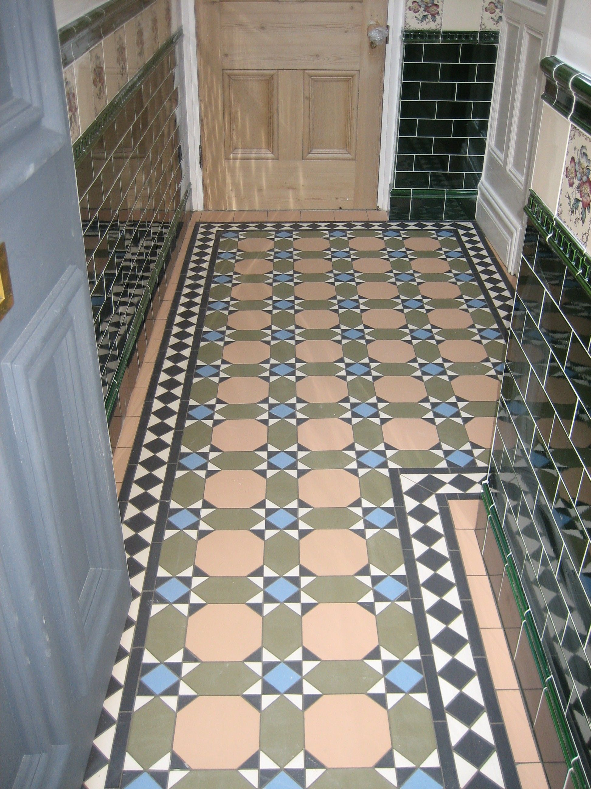 Victorian tiles for floors and walls in our bristol showroom victorian tiles for floors and walls in our bristol showroom doublecrazyfo Images