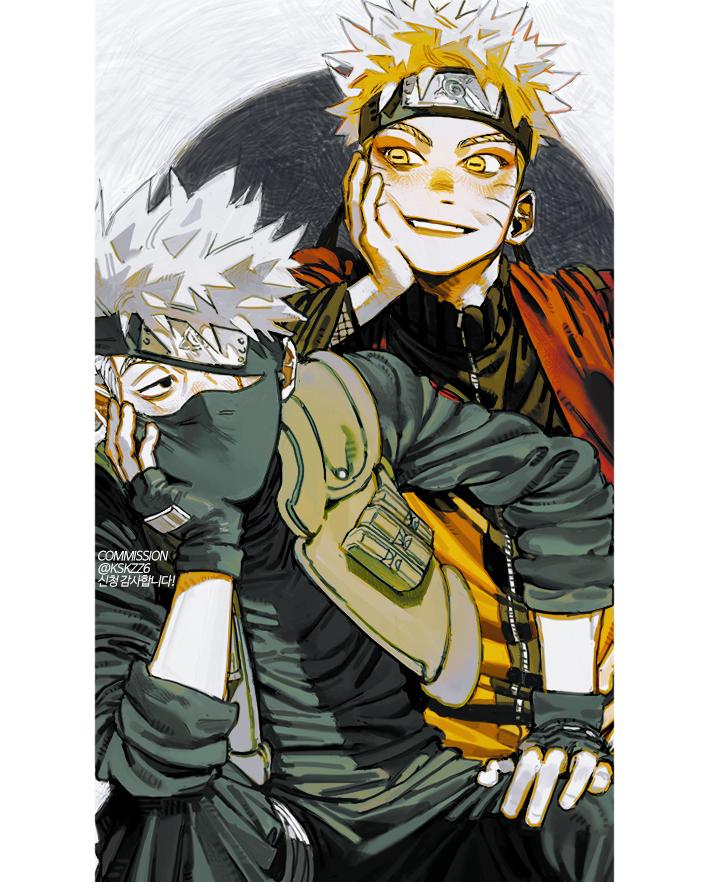 Pin em Naruto