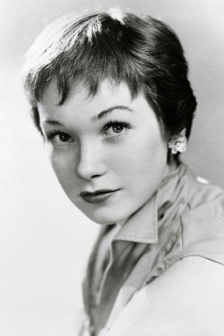 1950 short boyish hairstyle