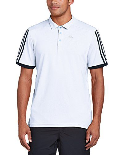 Adidas Herren Polo Shirt Clima Training White Black S M31136 Poloshirt Shirts Adidas Herren