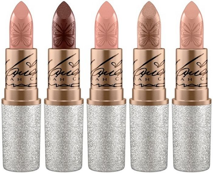 MAC Mariah Carey Lipstick Holiday 2016-2017