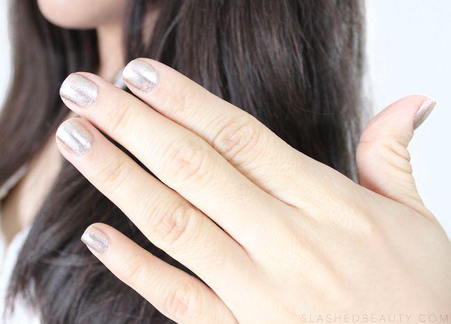 4 Ways to Wear the Metallic Beauty Trend   Slashed Beauty
