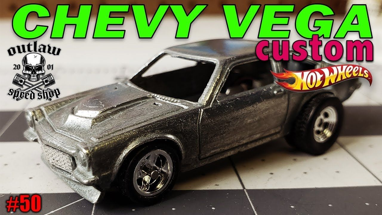 Custom Hot Wheels Chevy Vega Trials And Tribulations Hot Wheels