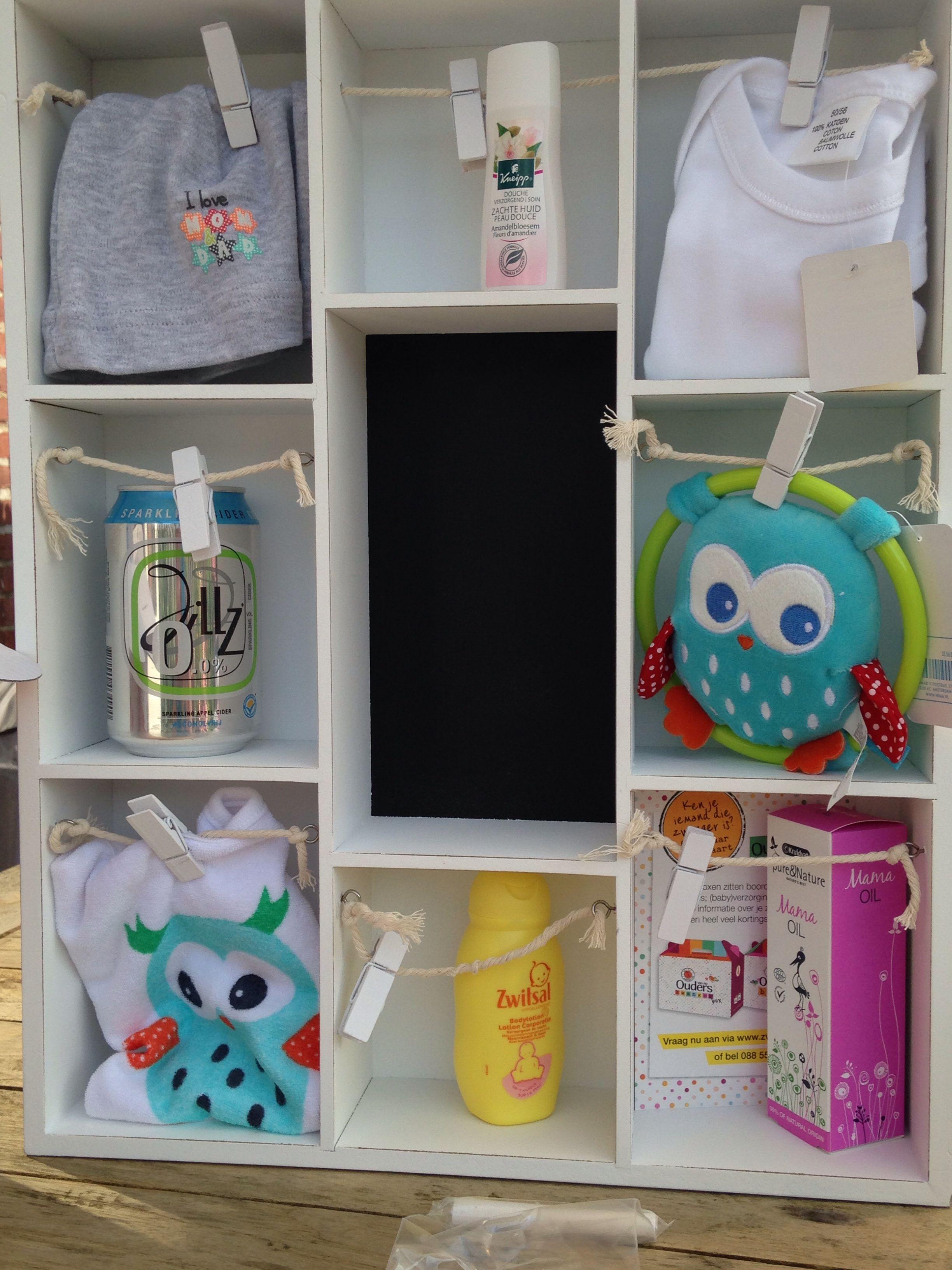 Super Cadeau voor zwangerschap/geboorte | Kado ideeën | Pinterest - Baby #QA76