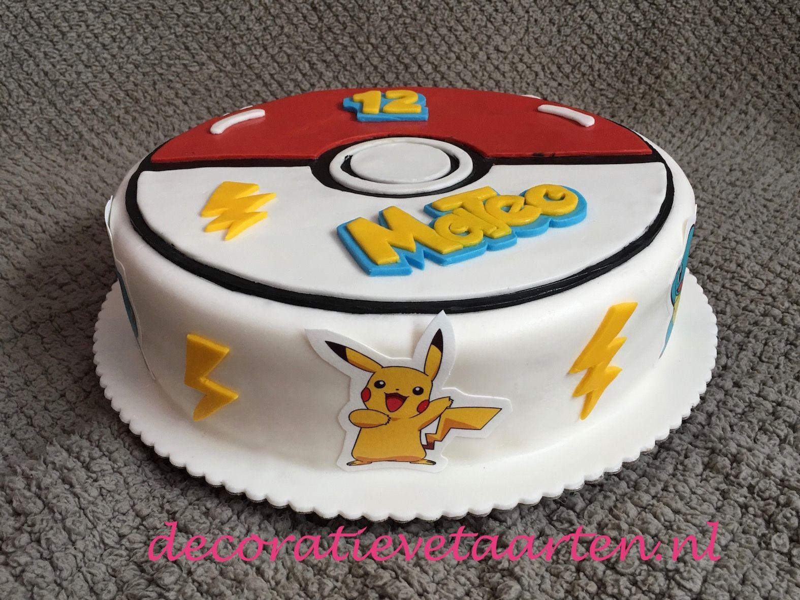 pokemon taart Taart 'Pokémon' | Voor thema's | Pinterest | Choices pokemon taart