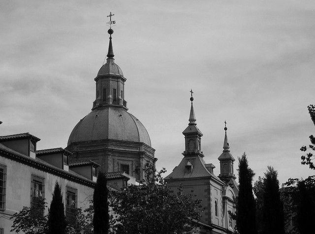 Viendo Madrid: Iglesias Monasterios y Conventos
