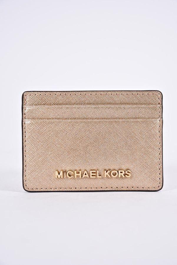 67009974f1470 Michael Kors Jet Set Travel Card Holder