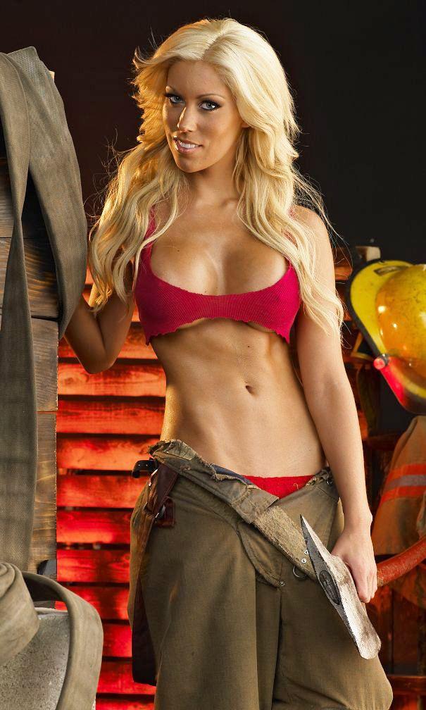 Image result for female firefighter strip