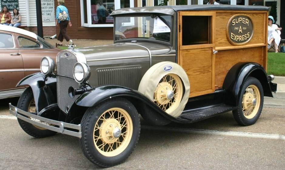 Pictures of 1930 Ford Trucks from car shows car museums and classic car auctions across the U. & 1930 Ford Truck Maintenance/restoration of old/vintage vehicles ... markmcfarlin.com