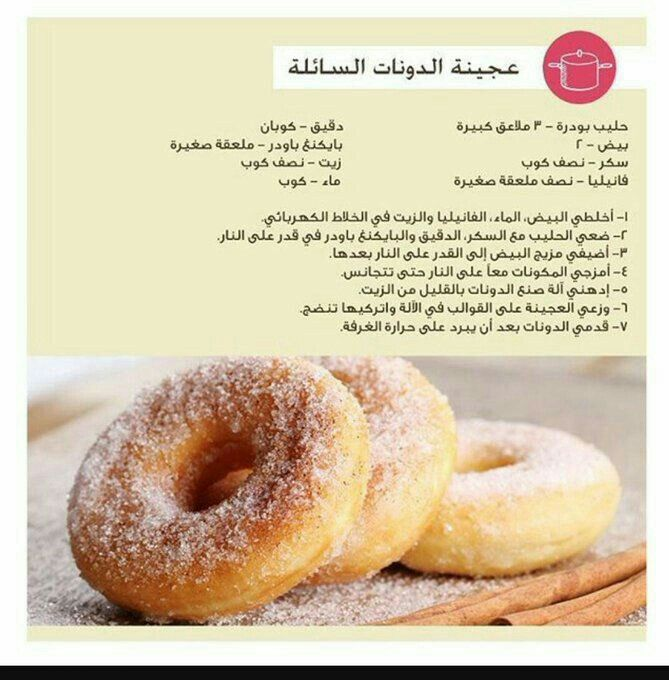 Pin By Sh Shs On Arabic Books Cafe Food Cooking Recipes Desserts Food Receipes