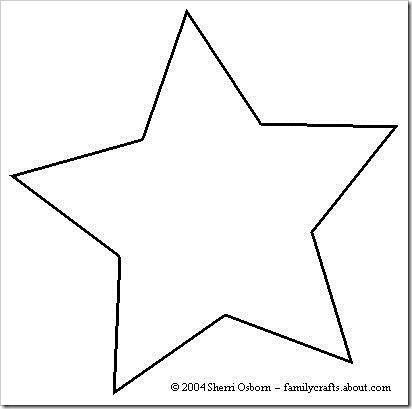 manualidades para navidad plantillas de estrellas campanas bolas