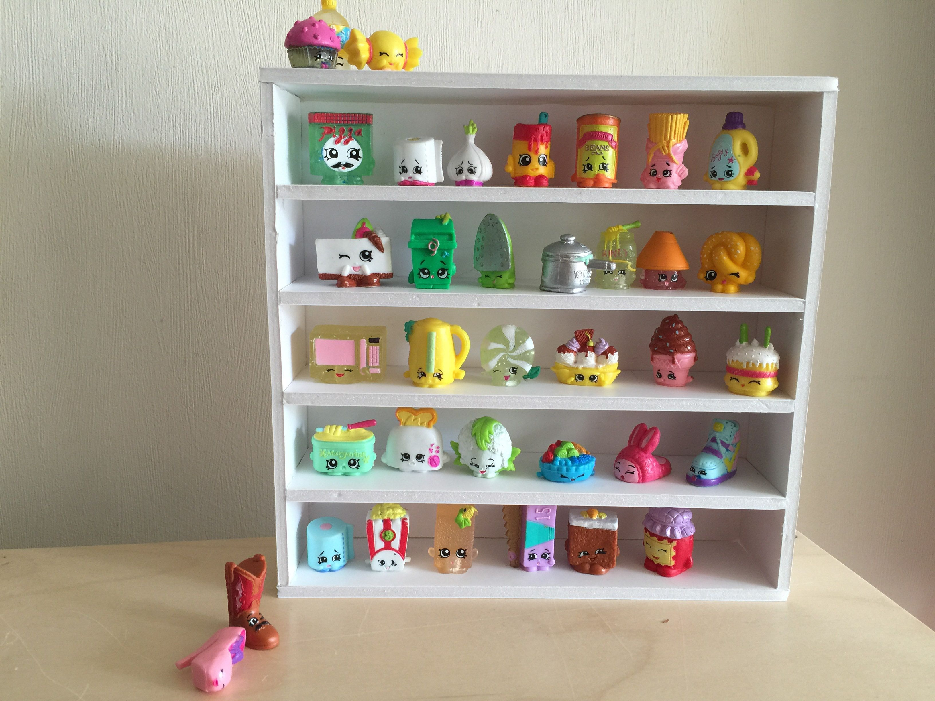 How To Store Shopkins
