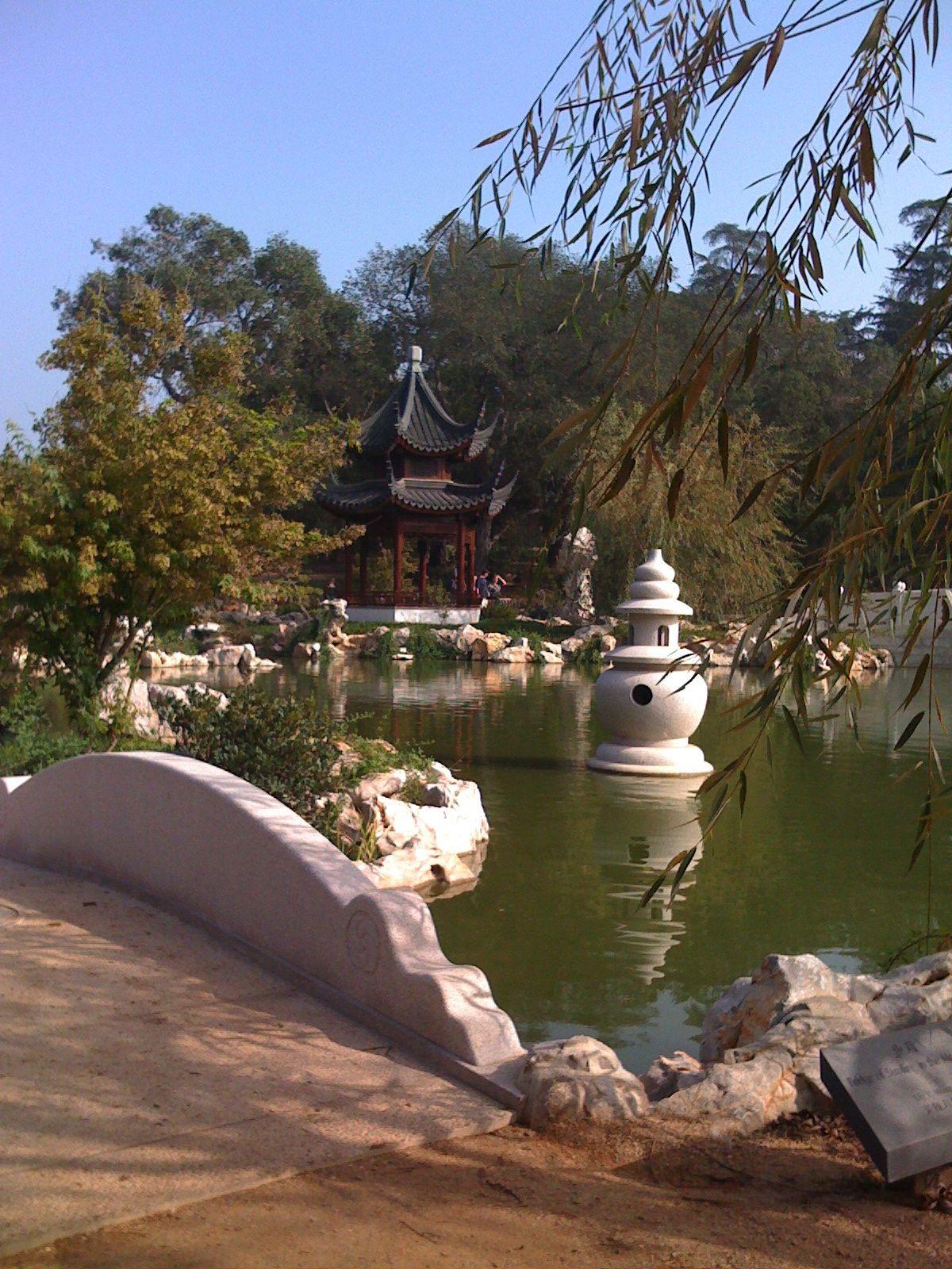 Chinese Pavilion, Huntington Library, Pasadena | Pasadena ...
