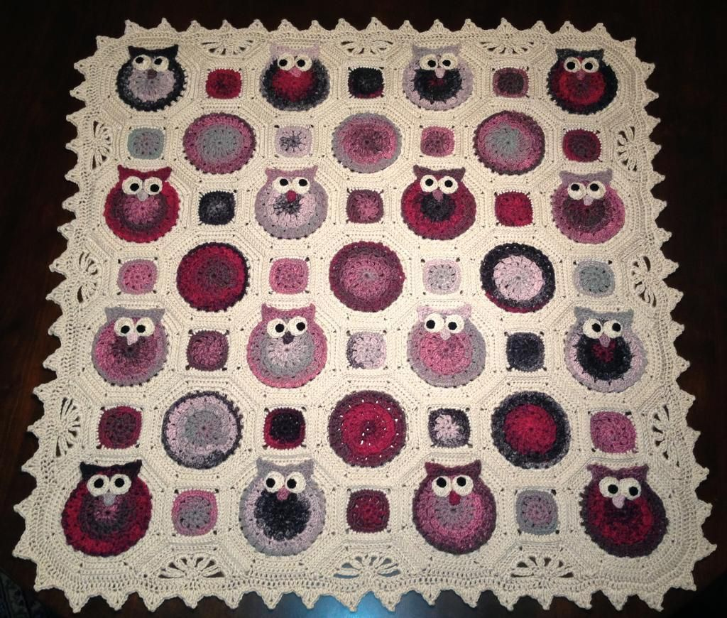 Owl obsession pink sand owl and afghans owl obsession bankloansurffo Image collections