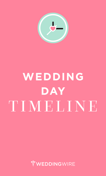 Dont Miss A Beat On Your Wedding Day By Using Our Custom Timeline Generator