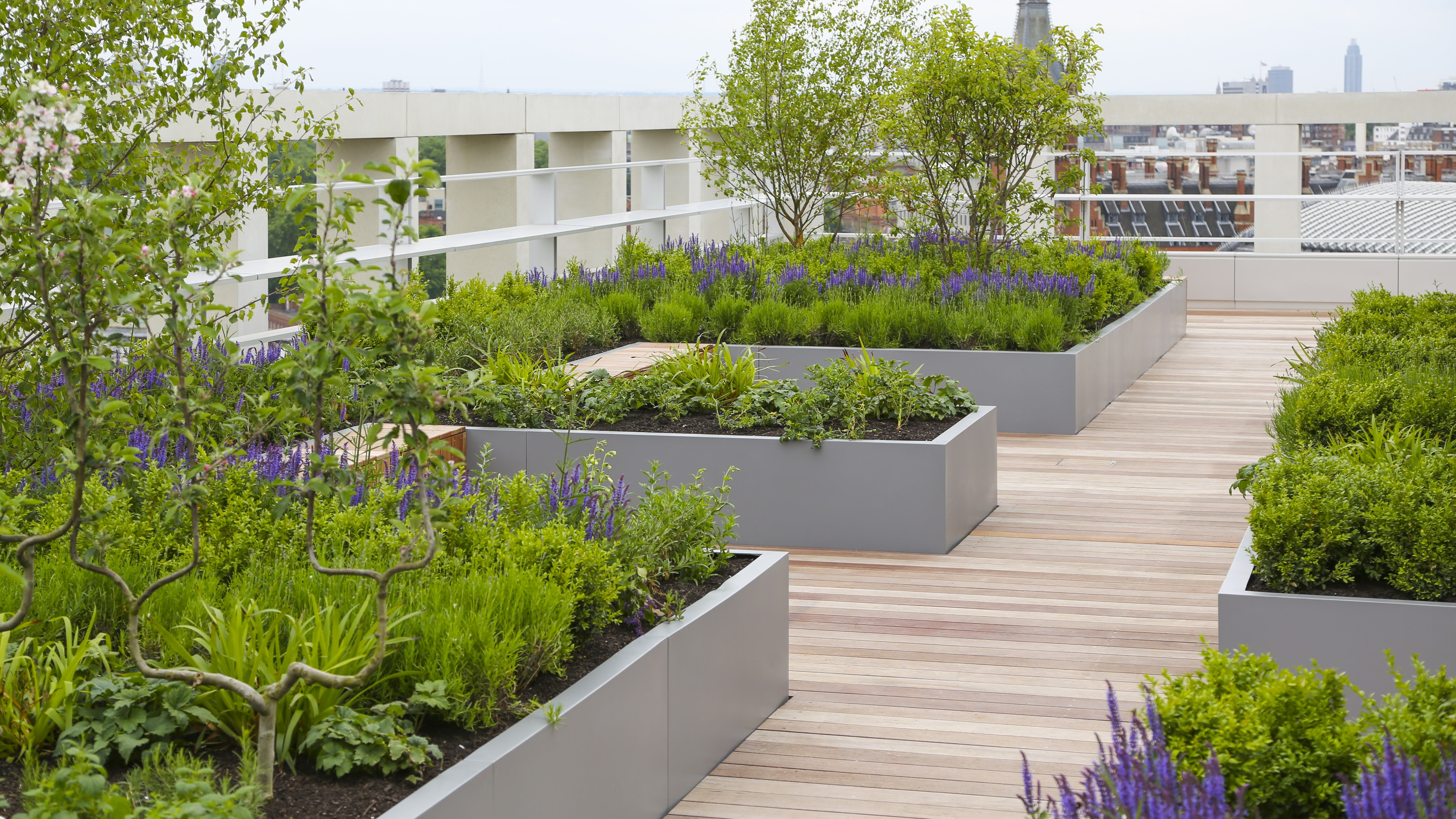 Home Europlanters British Manufacturers of GRP Planters