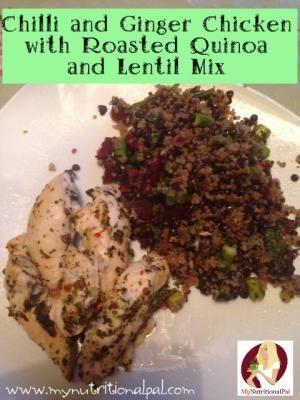 Gluten Free, Yeast Free, Slow Carb Dinner, High Protein Meal, Dairy Free