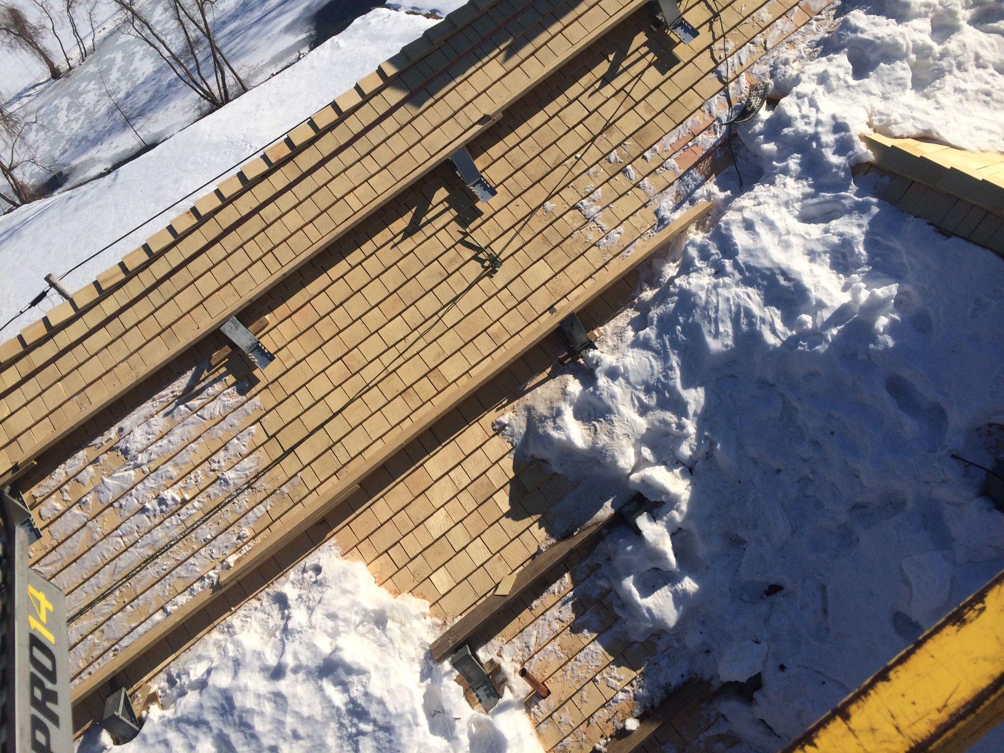 Best Alaskan Yellow Cedar Cedar Roof 400 x 300