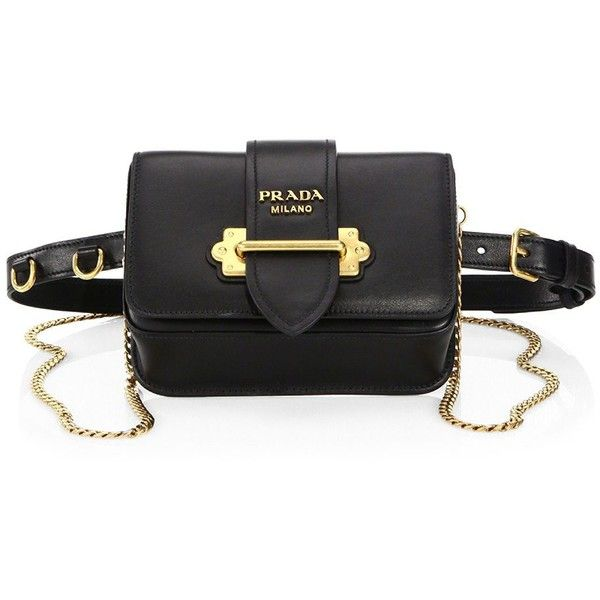58a1fa31331c ... sweden prada marsupio leather belt bag 167160 rsd liked on polyvore featuring  bags real leather belts