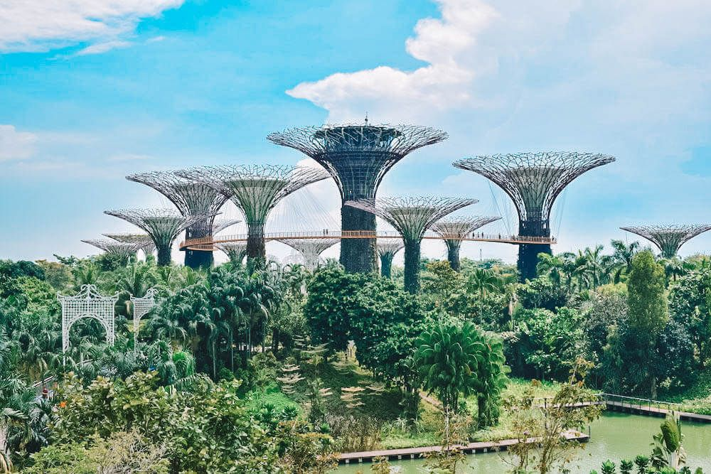 Instagrammable Places In Singapore The 15 Most Instagram Worthy Places In Singapore Singapore Garden Gardens By The Bay Culture Of Singapore