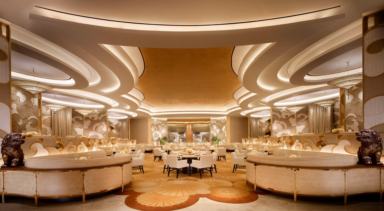 Andrea 39 s wynn palace cotai rockwell group fine for Wynn hotel decor