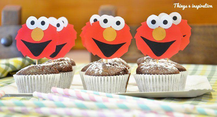 Fiesta de Cumpleaños Elmo