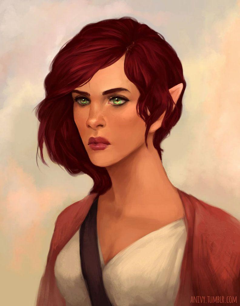 Lavellan by Aniviel