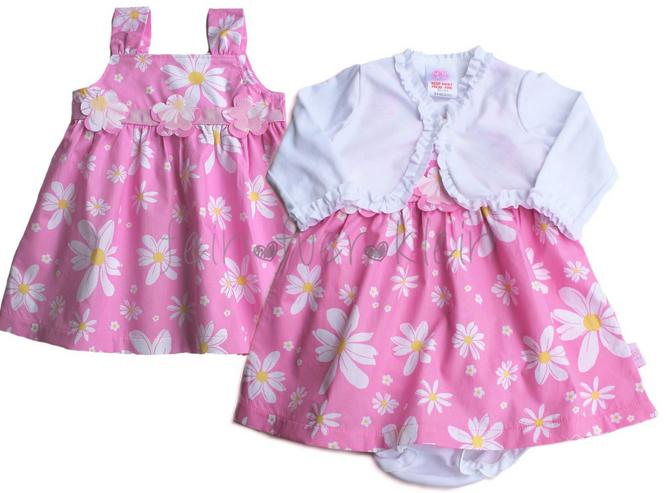 Festliche Kleidung Baby, Florals Und Helle Farbe Gefiel ...