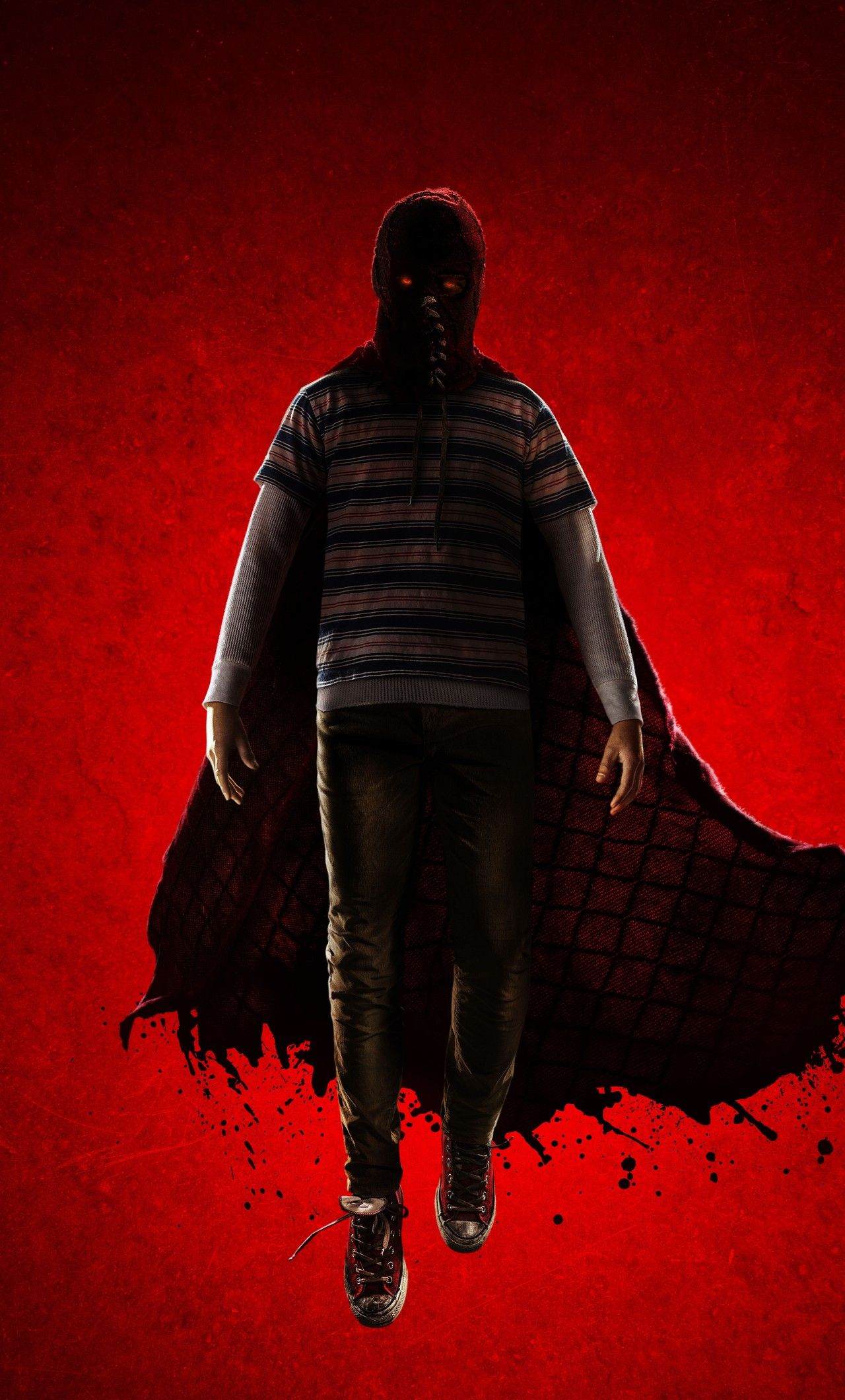 "A short review of ""Brightburn"" (2019) Dark fantasy art"