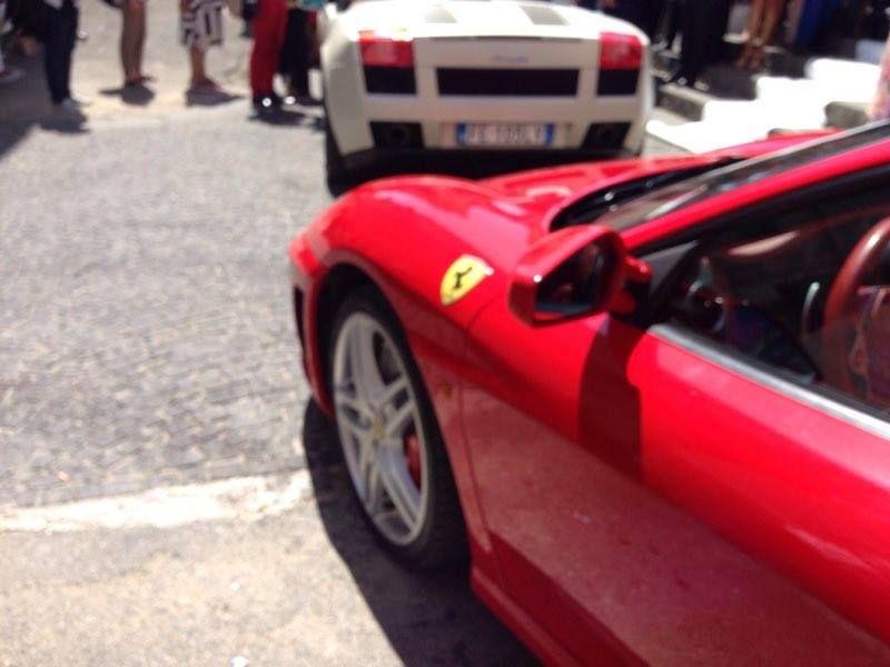"""Ferrari e Lamborghini... Cosa vuoi di più???                                      """"Noleggi di Lusso"""": da noi solo il Top!!!"""