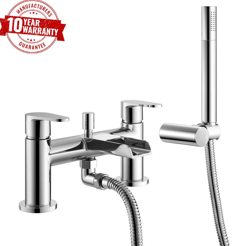 Vienna Waterfall Bath Shower Mixer Tap • Brand - Optima Bathroom ...