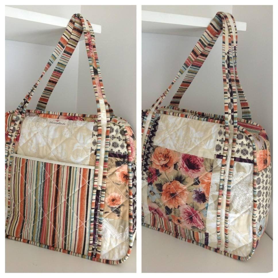 Bolsa de viagem # Weekender Travel Bag #