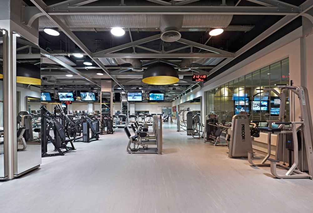 My Gym Place D Gym Istanbul Gym Design Gym Decor Gym Interior