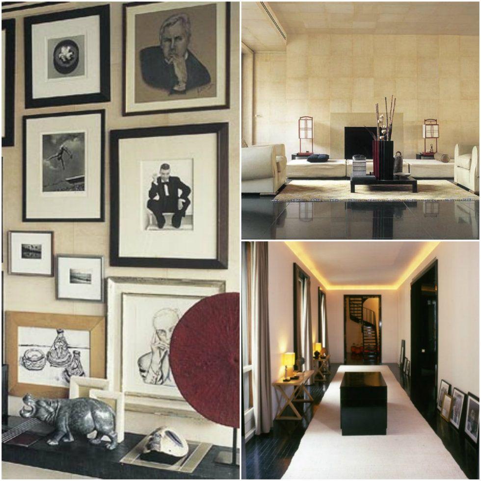 Inside Giorgio Armanis Milan Home inspiring fashion interiors