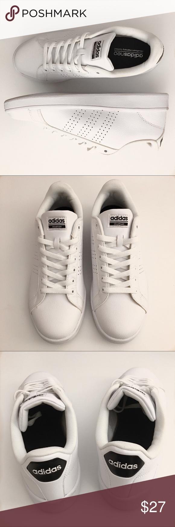 Adidas Neo Con Cloudfoam Memoria Footbed Memory Foam, Adidas E