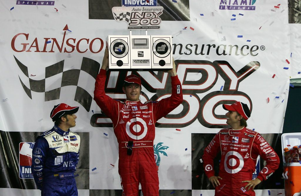 Dan Wheldon Photos Photos Gainsco Auto Insurance Indy 300 Car
