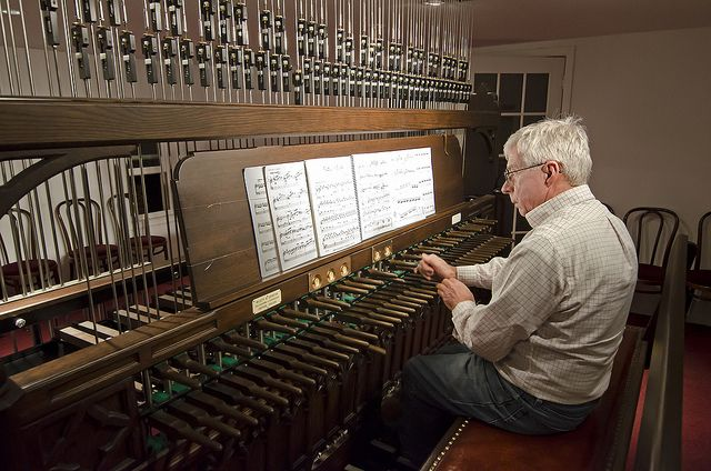 The Carillonneur by Tom Gill., via Flickr