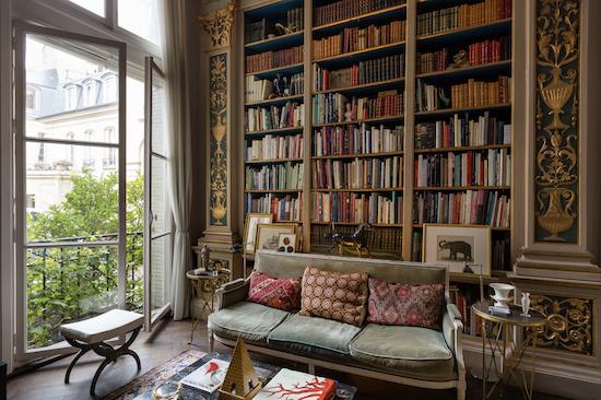 Decor Inspiration: Royal Living in Saint Germain-des-Prés