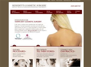 many medical related websites are for specific services offered by doctors great websites and being