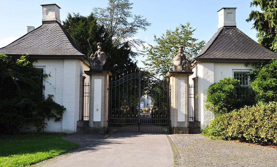 Hunxe - Schloss Gartrop