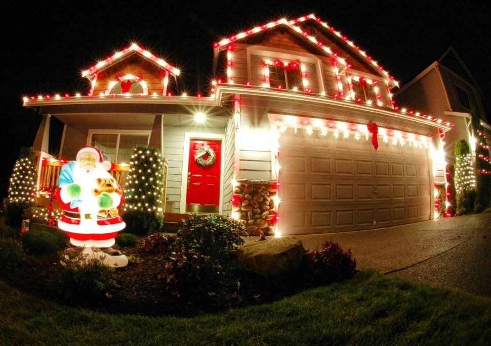DecorationCaptivating Outdoor Christmas Decorations Ideas With