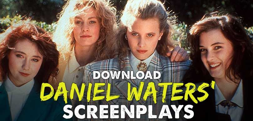 Daniel Waters Screenplays (Download) Pinterest Screenwriting - movie storyboard free sample example format download