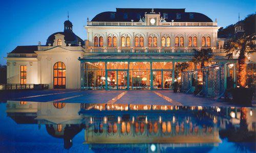 Casino Baden Baden öffnungszeiten