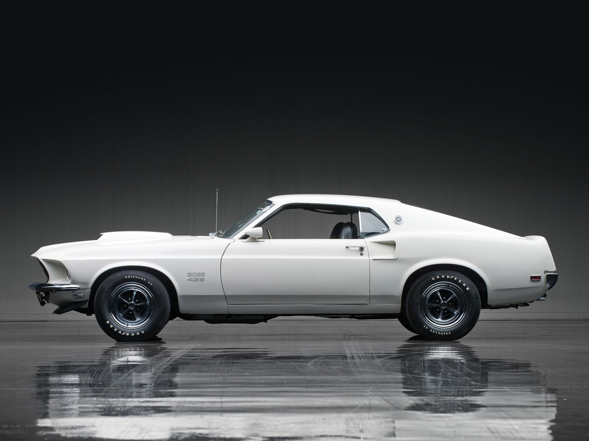 1969 mustang boss 429 ford muscle classic g