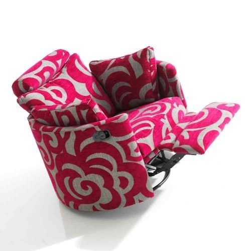 Tremendous Fama Moon Chair Home Chair Cow Print Chair Swivel Machost Co Dining Chair Design Ideas Machostcouk