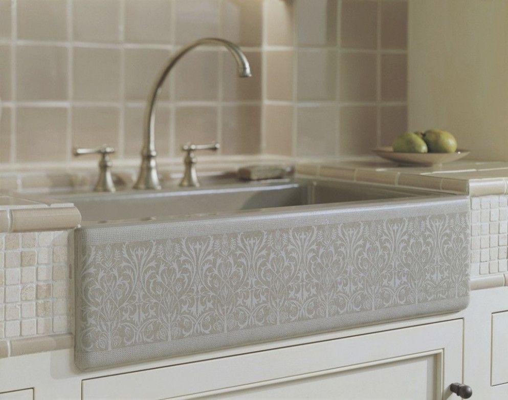 Beauty Porcelain Farm Sink For Kitchen Chromiun Nicklesteel