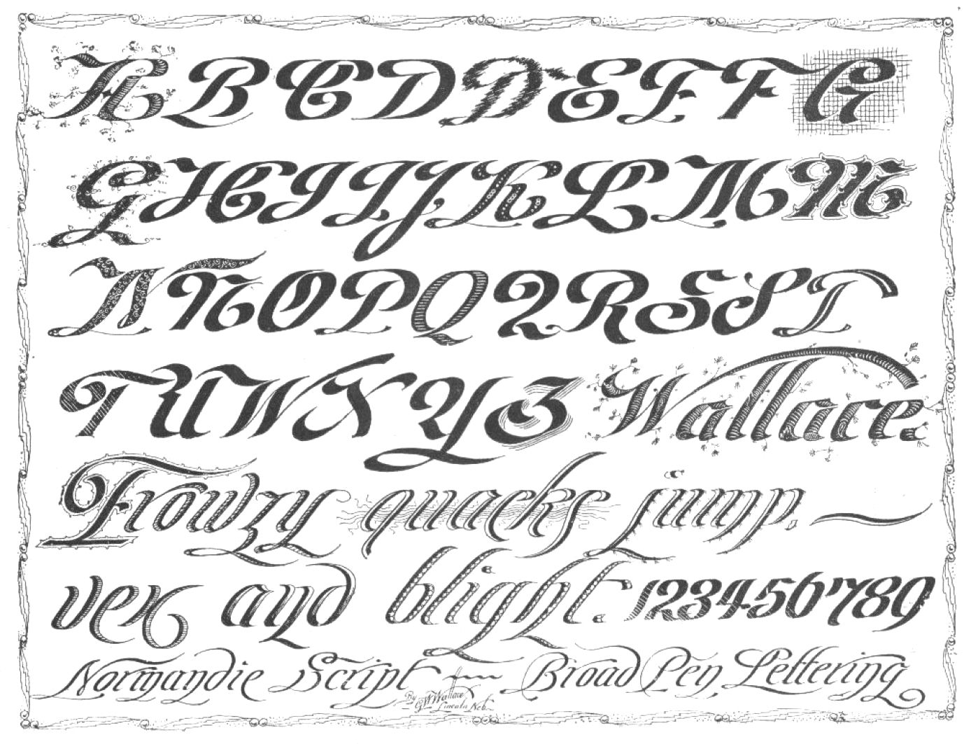 image result for fancy cursive | fonts | pinterest | calligraphy